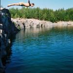 Go Jump in a Lake!
